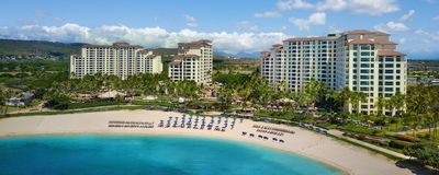 Photo for Marriott's Ko Olina. Beachfront Resort One Bedroom! Over 450 reviews on Vrbo!