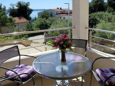 Photo for Apartment Andjelka (TGR148) in Trogir - 5 persons, 2 bedrooms