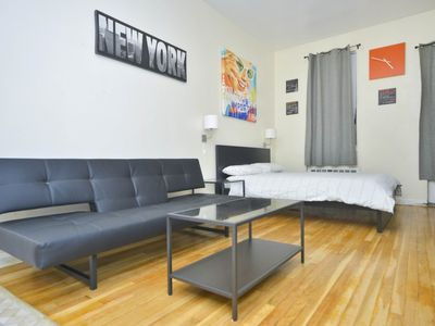 Photo for Cozy Upper East Side Studio w/ Private Garden