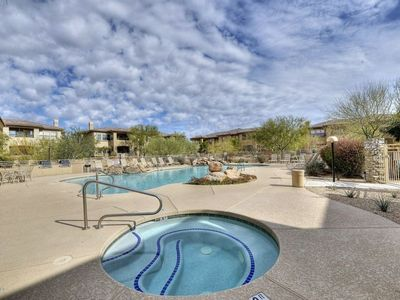 Photo for Fresh, Modern Condo - Awesome Location - Gated Grayhawk Community