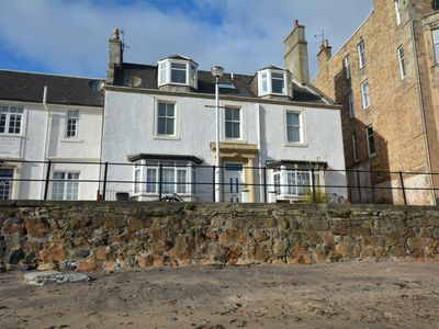 Photo for 1BR Apartment Vacation Rental in Burntisland