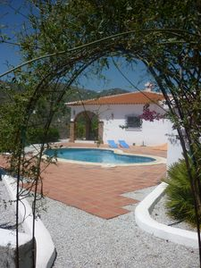 Photo for Casa Livernana - private pool, outdoor kitchen & beautiful views on Mediterian