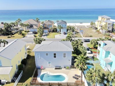 The House, the Pool, the Beach Access, the Beach, the Gulf ... your VACATION...