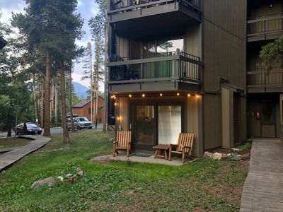 Photo for First Floor 2 Bedroom Condo near Peak 7 & 8 Base Camps