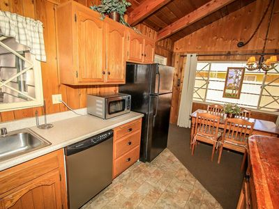 Photo for House 278 m from the center of Big Bear Lake with Parking, Internet, Washing machine, Balcony (983627)