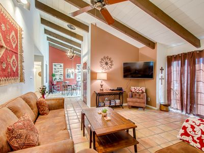 Photo for Lovely One Story Scottsdale Hacienda