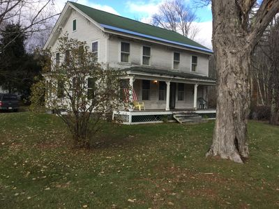 Photo for 5BR Country House / Chateau Vacation Rental in Chittenden, Vermont