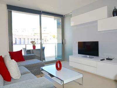 Photo for SEBASTIAN modern apartment at the beach