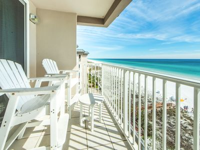 Photo for BeachFRONT⭐Beach Service⭐Inspected & Disinfected⭐3BR Island Princess 710