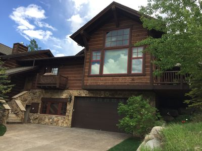Photo for Beautiful Whiskey Hill retreat between Vail and Beaver Creek.