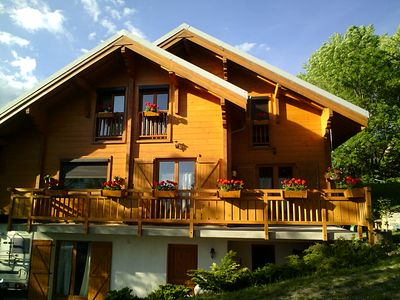 Photo for Nice cottage, in Briançon, quiet. ideal families