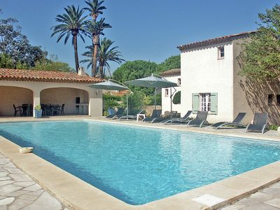Photo for Sprawling Villa in Saint-Tropez with Swimming Pool