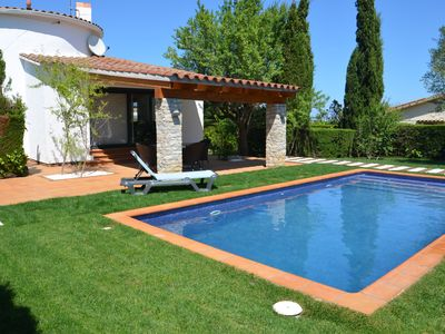 Photo for Family Friendly & Newly Renovated Luxurious Villa With Private Garden And Pool