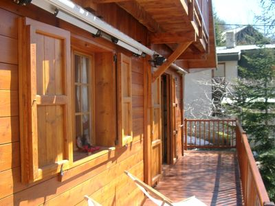 Photo for Charming chalet near the Ecrins National Park