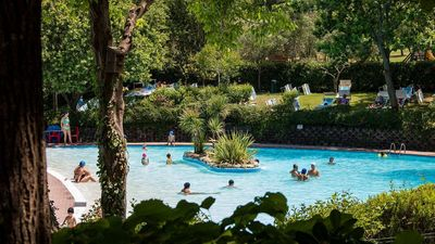 Photo for Luxe 5 Pers. Villatent at Centro Vacanze San Marino with large swimming park
