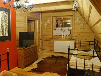 Photo for Apartment Niedźwiedź in Zakopane - 4 persons, 2 bedrooms
