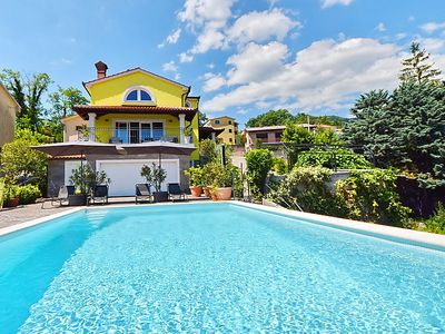 Photo for Vacation home Izzi in Opatija/Pobri - 6 persons, 4 bedrooms
