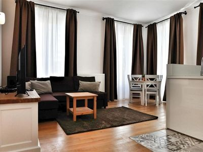 Photo for Top Spot Residence 3 apartment in Brussels Centre with WiFi & lift.