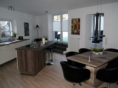 Photo for AmBach2 - EC-Fewo with private access and large terrace at the Erkensruhr