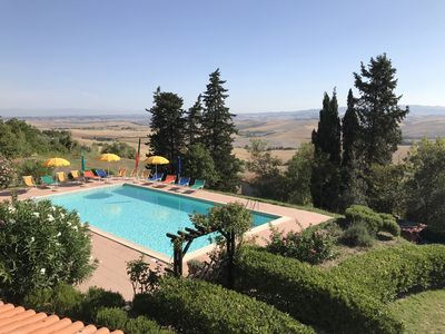 "Photo for 3 APARTMENTS in podere "" FONTEMIGLIARI "" , Montecatini val di Cecina,  TUSCANY"