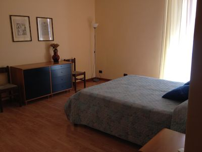 Photo for Large Holiday Apartment in the heart of Rome behind the Colosseum