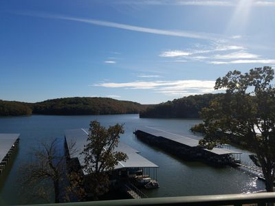 Located in beautiful Lake of the Ozarks State Park.