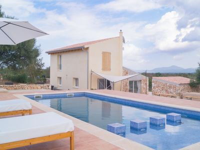 Photo for Can Susacasa, Santa Margalida, Mallorca. Entire house with private pool.