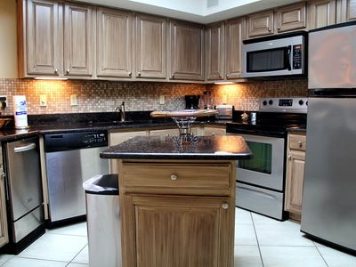 Photo for Gulf Front Rental With Amenities At Great Rates 3 BR / 2 Bath, Sugar Sands WC 203