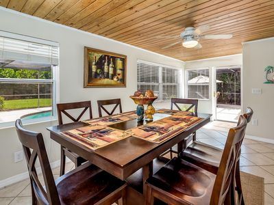 Photo for WHITE SAND BUNGALOW! POOL HOME 1.5 MILES FROM BONITA AND BAREFOOT BEACH!