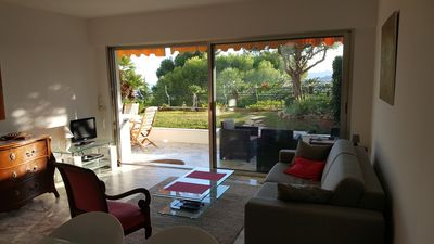 Photo for NEW Beautiful 3-room apartment + terrace in Cannes high standing building