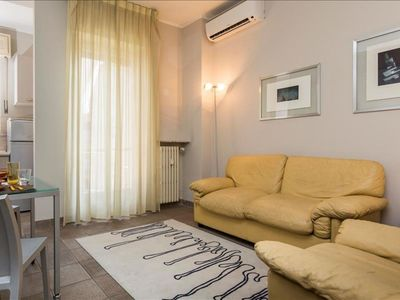 Photo for 1BR Apartment Vacation Rental in Milan