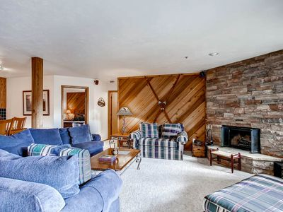 Photo for Top Floor Unit with Views-Walk to Main Street and the Slopes-Pool/Hot Tub Access