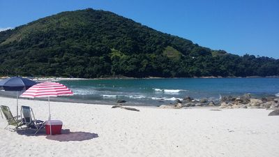 Photo for Charm and tranquility on Camburizinho beach