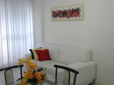 Photo for One bedroom apartment by the sea in Pajuçara