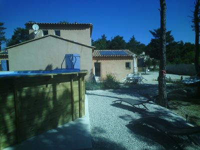 Photo for Quiet studio in the heart of the Sainte Baume regional park