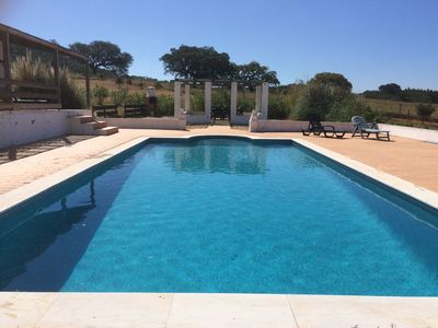 Photo for 3 bedroom Alentejo Style villa with private pool in beautiful rural countryside