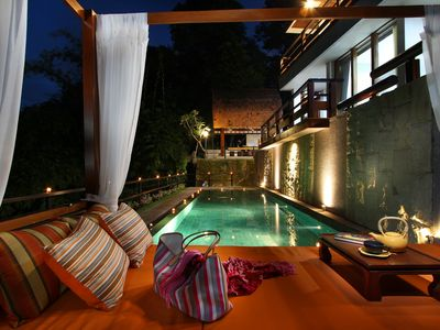 Photo for Little Ubud River View Spahire Suite - 5 pax
