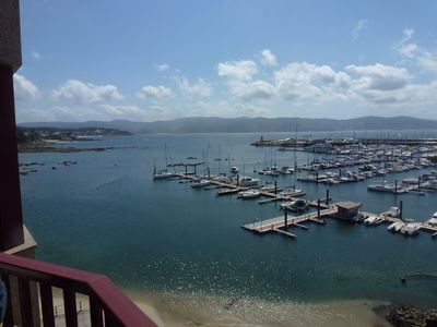 Photo for 3BR Apartment Vacation Rental in Sanxenxo, Galicia