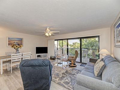 Photo for Beautiful Lagoon View  333, 3rd floor unit, Cable, Free Wi-Fi, Central A/C and Beach Access