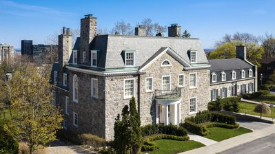 Photo for Sumptuous iconic stone residence in Westmount