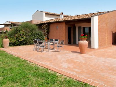 Photo for Vacation home Casa San Martino (SDP200) in San Donato in Poggio - 6 persons, 3 bedrooms