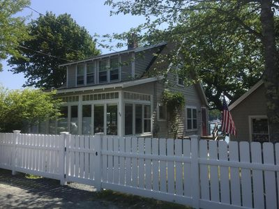 Photo for Charming In Town Cottage on the Harbor - 2 Prime Sept Weeks Reduced!