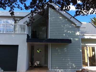Large family house close to blue flag beaches