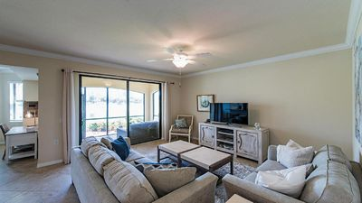 """Photo for $$$ SAVE $$$ """"FALL SPECIAL""""!!! TREVISO BAY CONDO WITH GOLF MEMBERSHIP"""