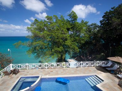 Photo for WATERFRONT LUXURY! CHEF! POOL! BE SPOILED!Kai Kala, Ocho Rios 9BR