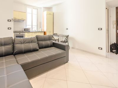 Photo for Downtown, 1 min from Monaco, good team, modern Full city center Ple