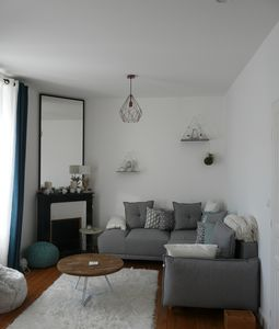 Photo for CHARMING APARTMENT in NANTES.