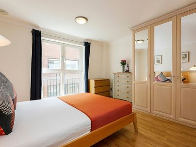 Photo for 1.2 km from the center of London with Internet, Lift, Washing machine (699616)