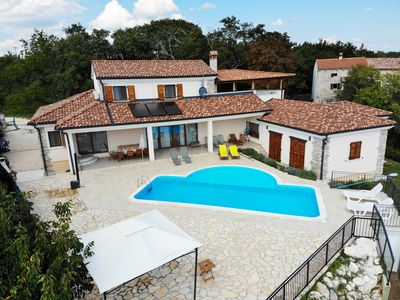 Photo for Arton Villa with pool in the heart of Istria