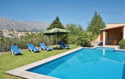 Photo for 5 bedroom accommodation in Pollensa
